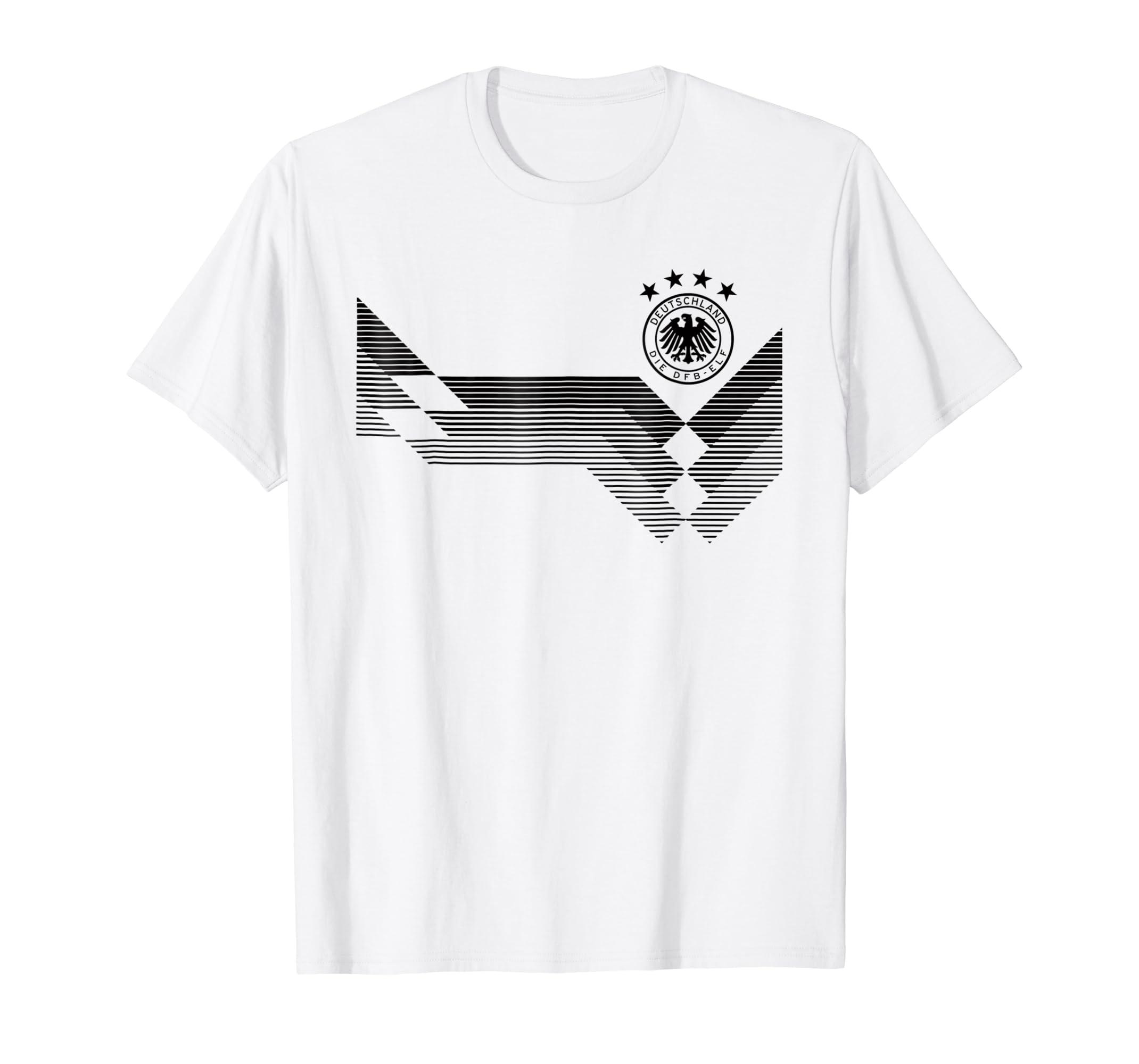 best website 862f5 3dfbc Germany National Football Team T Shirt