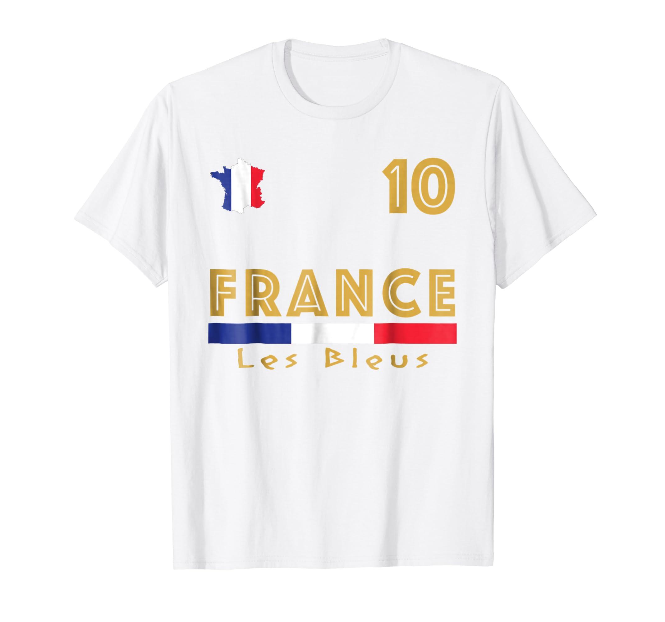 suosittu tuotemerkki lika halpaa myynti Yhdysvalloissa verkossa France Soccer Jersey 2018 World Football Cup Shirt Flag Gift-fa — Kuxovo