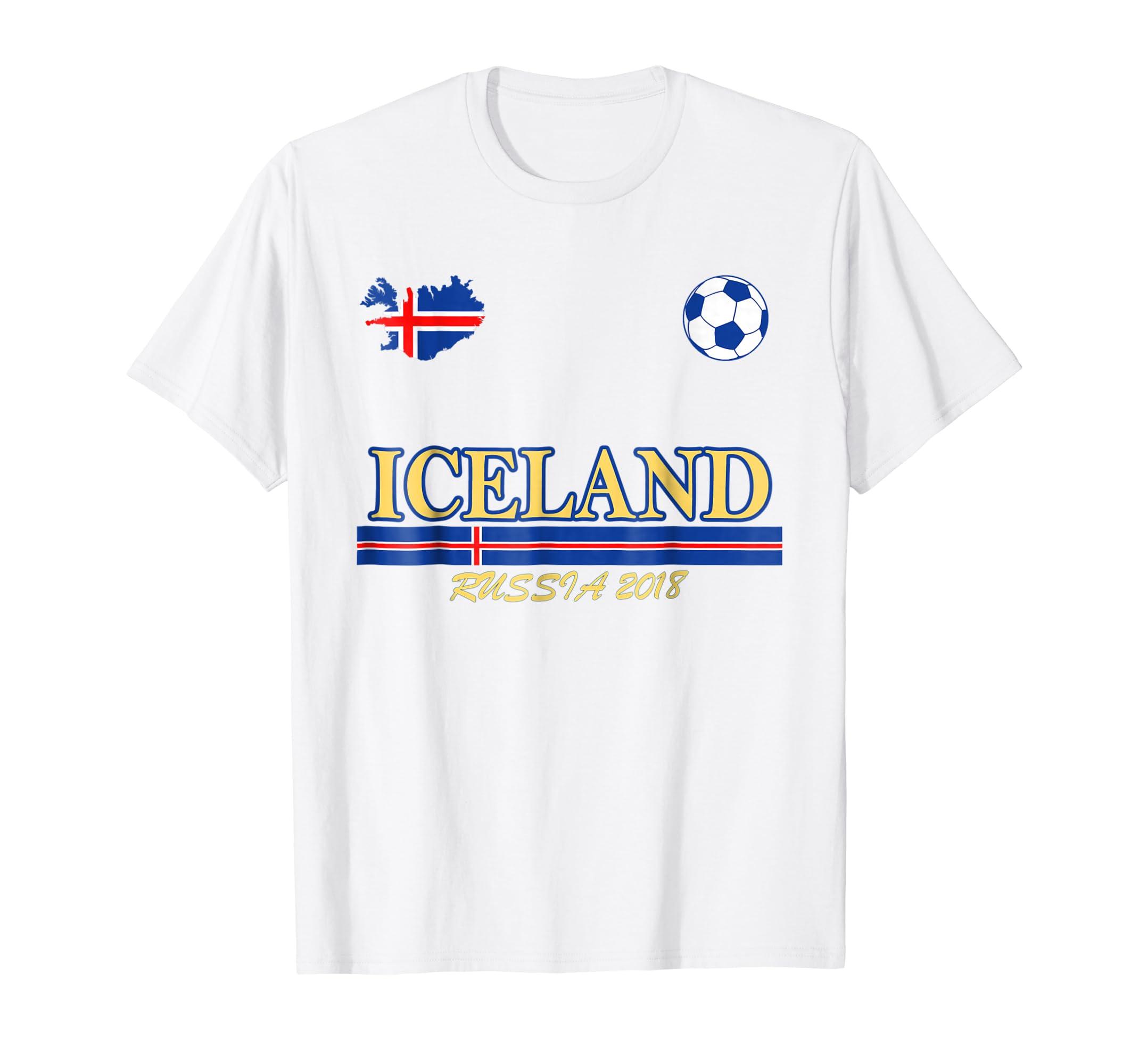 a14cec87c32 Iceland Soccer Jersey World Cup - Nils Stucki Kieferorthopäde