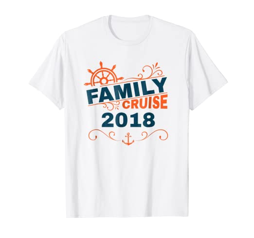 c5ad57617c2fb5 Image Unavailable. Image not available for. Color  Family Cruise Shirt ...