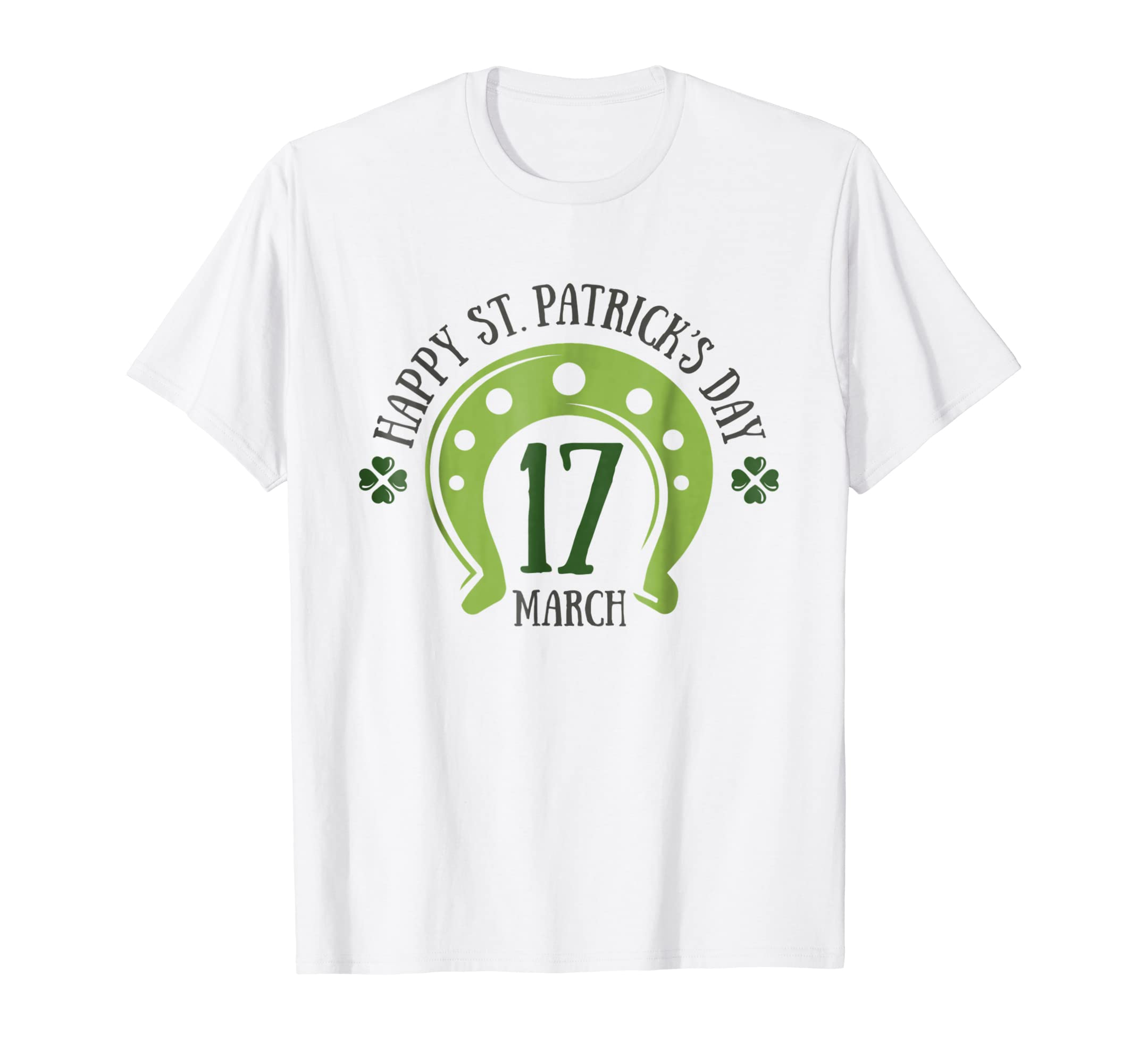 c20ebe52 St Patrick's Day Luck Irish 2019 T shirt Shamrock Patty's-azvn ...