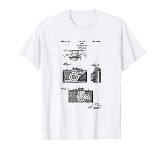 Amazon com: Camera Patent Print 1940 - Vintage Patent Print