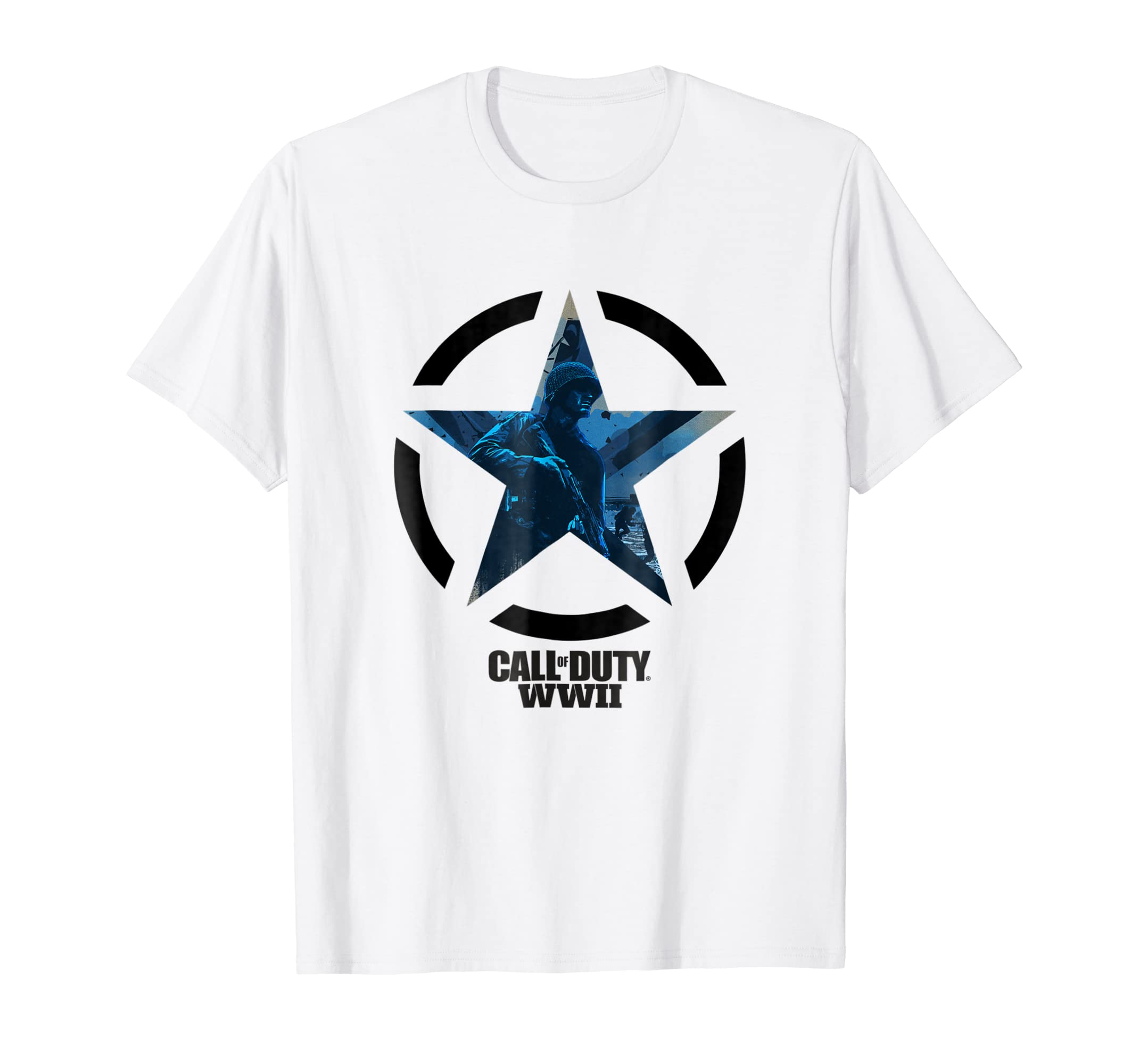0f464a9f WWII Beach Front Line T Shirt-azvn – Anzvntee