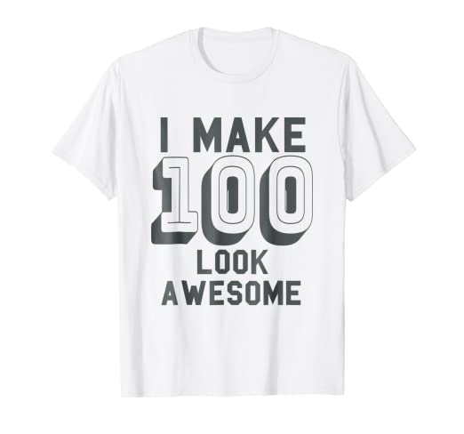 Amazon I Make 100 Look Awesome