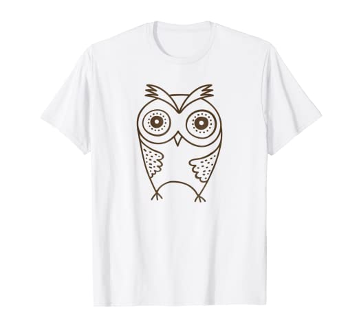 Amazon Owl T Shirts For Men And Women Cute Gifts