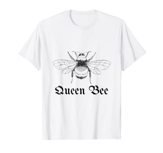 fbdc43167cd20 Amazon.com: Queen Bee T-Shirt: Clothing