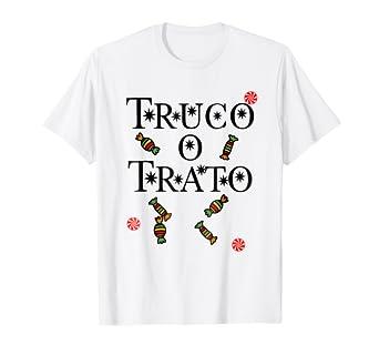 TRUCO O TRATO T-SHIRT para Halloween