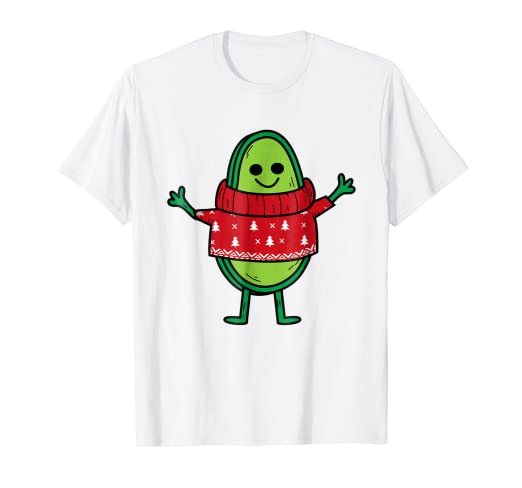 352b230c8a674 Image Unavailable. Image not available for. Color  Avocado Ugly Christmas  Sweater ...