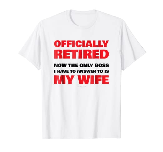 830a5e7c Image Unavailable. Image not available for. Color: Mens Funny Retirement T  Shirts.