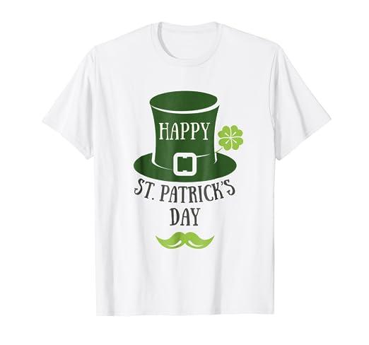 0dded5f84 Amazon.com: Happy St Patrick's Day Luck Irish 2017 T-Shirt Shamrock Kids:  Clothing