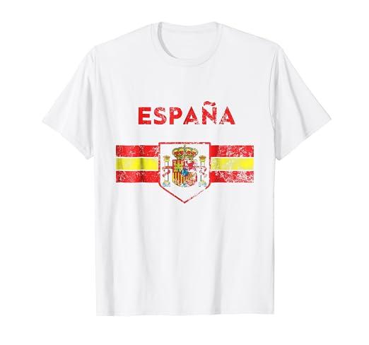 Spain Soccer Jersey Shirt Espana Barcelona Men Women Kids