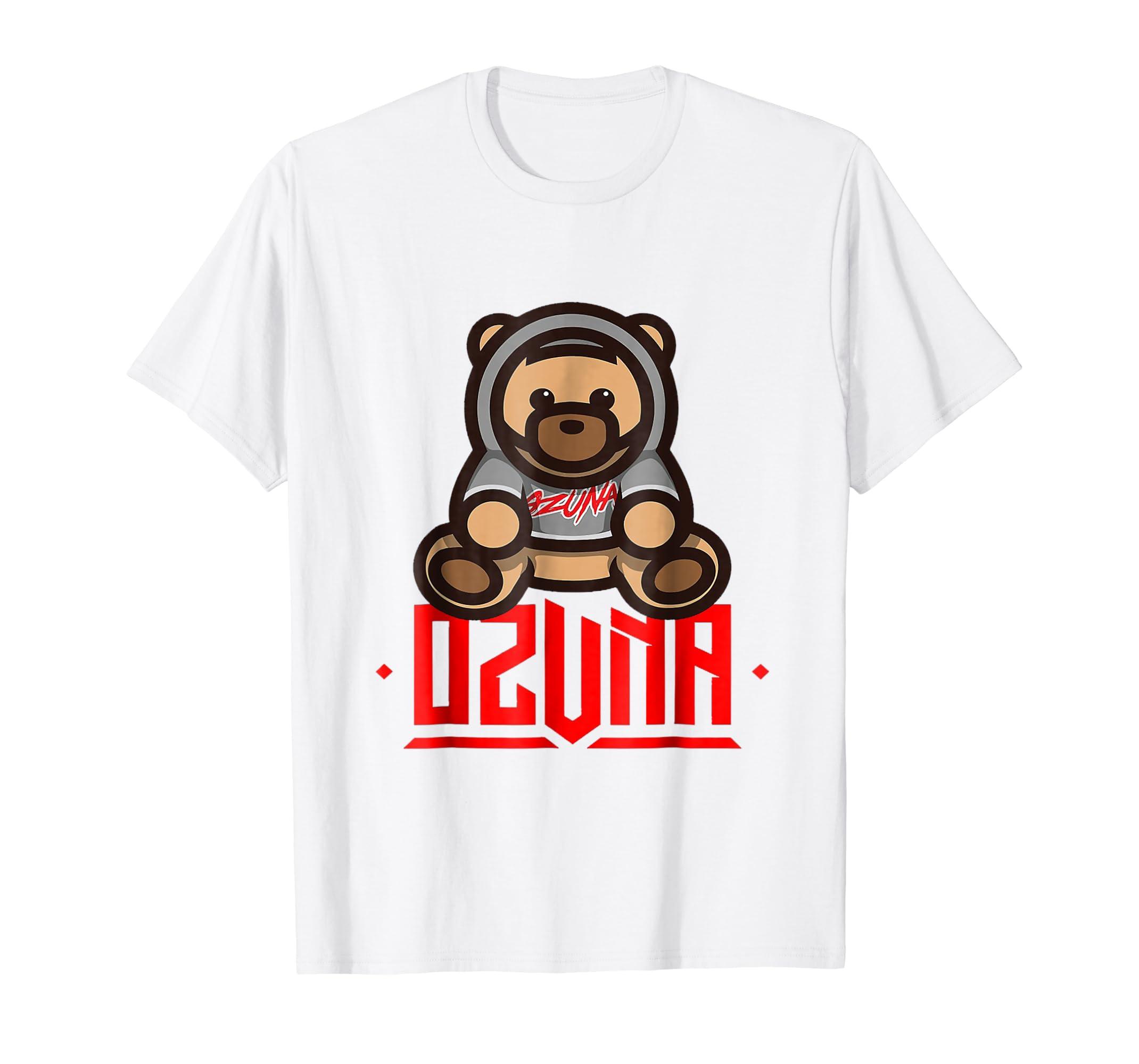 1344309a OZUNA LOGO New Design Best T shirt-azvn – Anzvntee