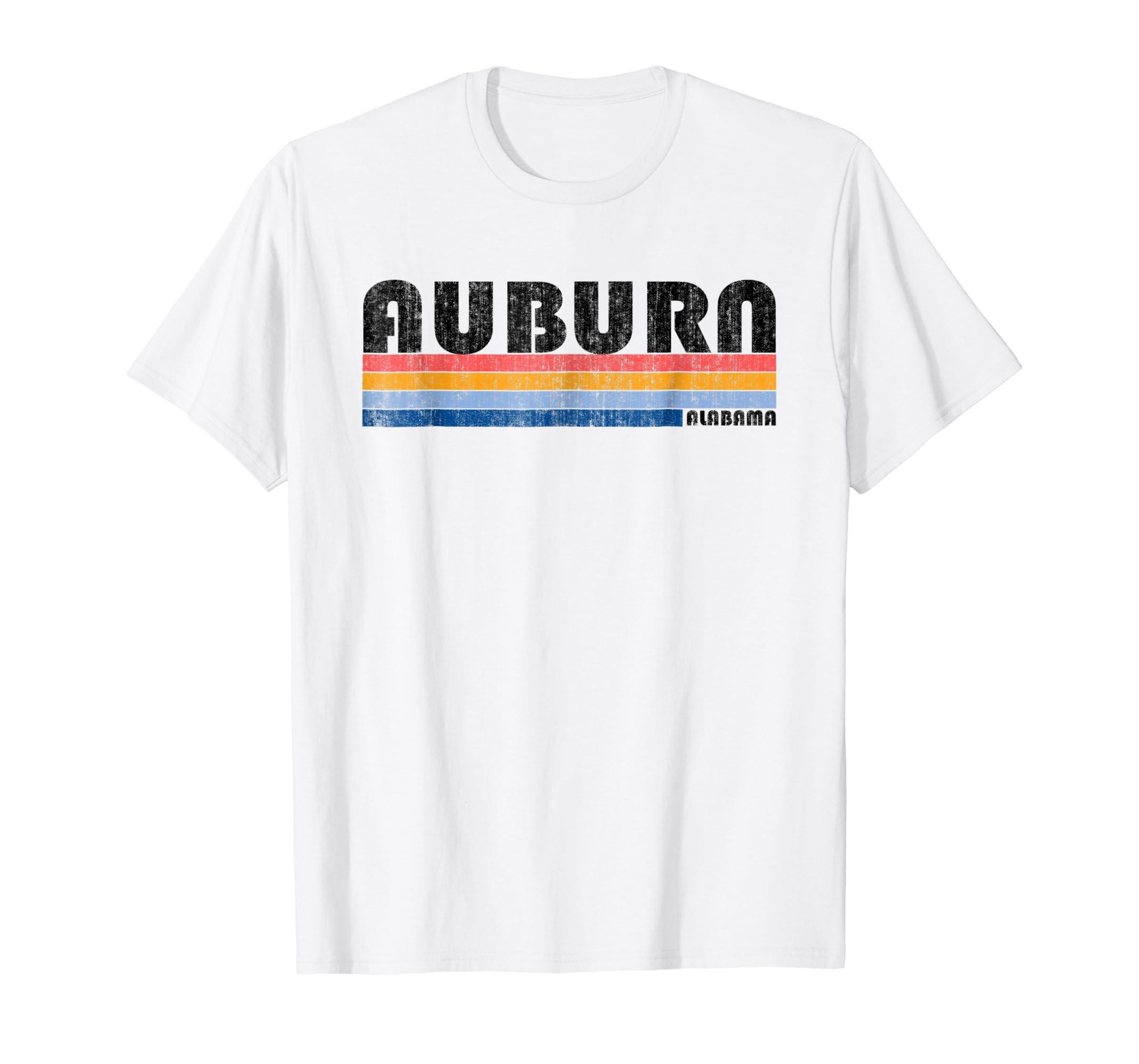 98e8649f7 Vintage Auburn University Shirts
