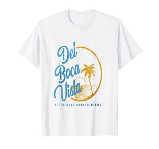adcdc687bc5 Image Unavailable. Image not available for. Color  Del Boca Vista T-Shirt