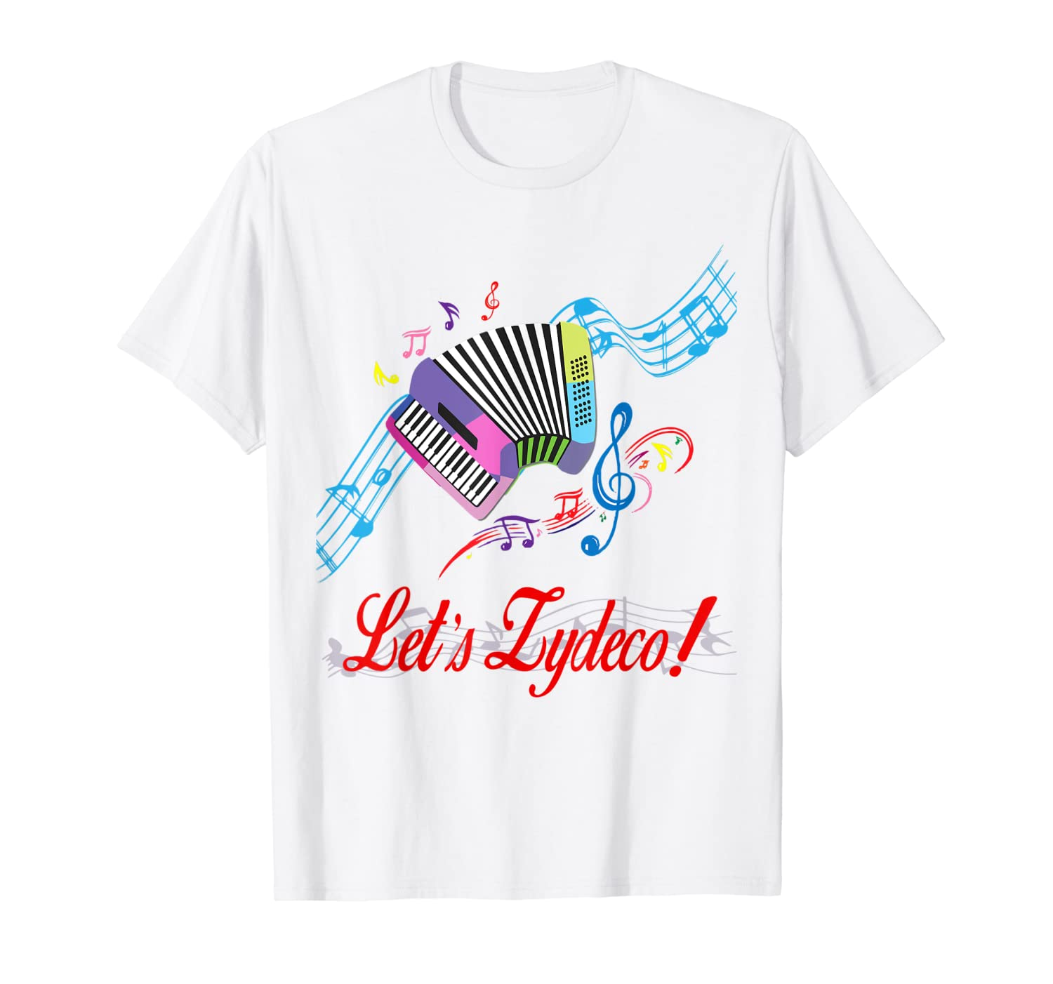 Let's Zydeco T-Shirt [No. 3]