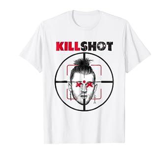 d8e6f4da669e1 Amazon.com: Killshot T-shirt Rapper Gift - RIP Rapper Battle Gift ...