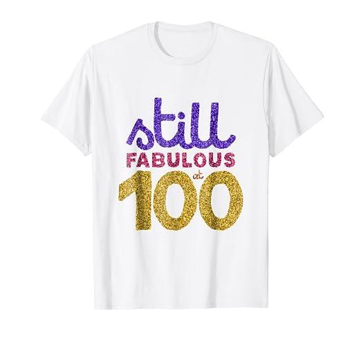 Amazon 100th Birthday Shirt Funny 100 Year Old Gift Tee Men