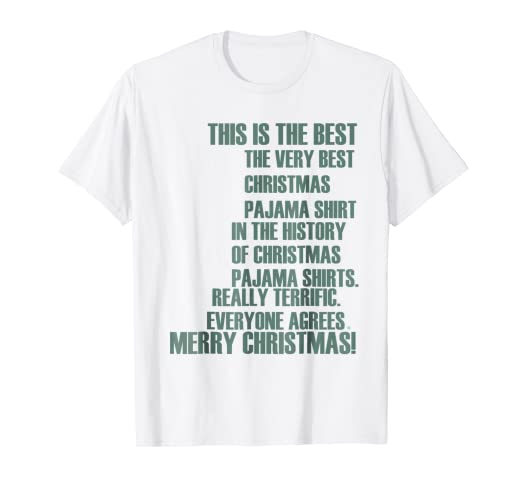 64cfe7153 Image Unavailable. Image not available for. Color: Pajama Funny Trump Make  Christmas Great Again Shirt