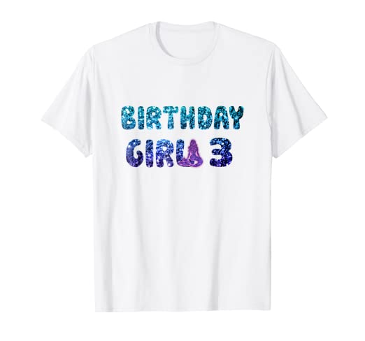 Image Unavailable Not Available For Color Birthday Mermaid Shirt 3rd