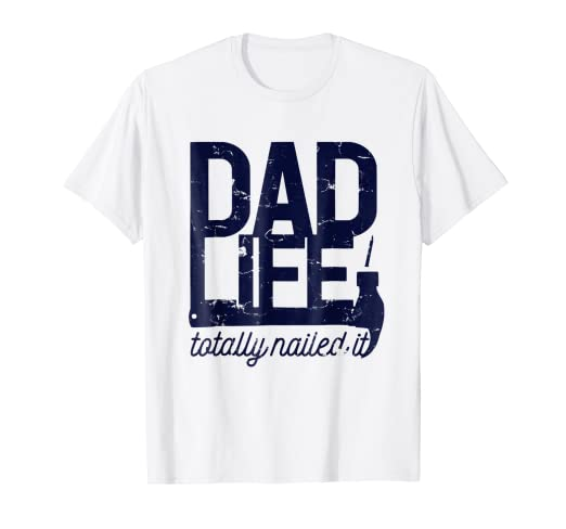 4ed8dd05 Image Unavailable. Image not available for. Color: Dad Life Got me feeling  Best Life T-shirt