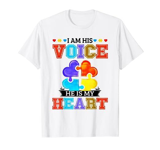 6977cb9e4d5 Amazon.com: Autism Awareness Shirts For Gift Autism Mom Shirt For ...
