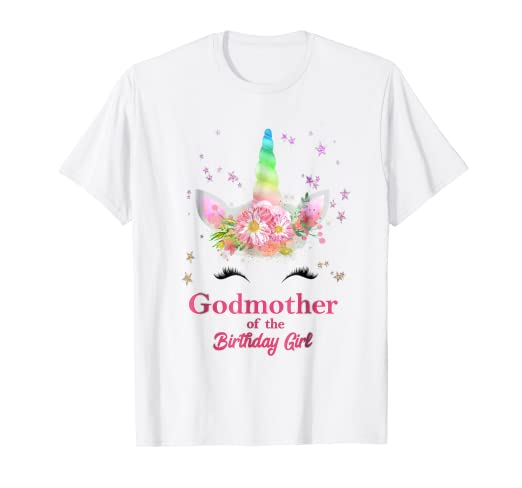 ff4d6853 Image Unavailable. Image not available for. Color: Unicorn Party Shirt  Godmother, Unicorn T-shirt