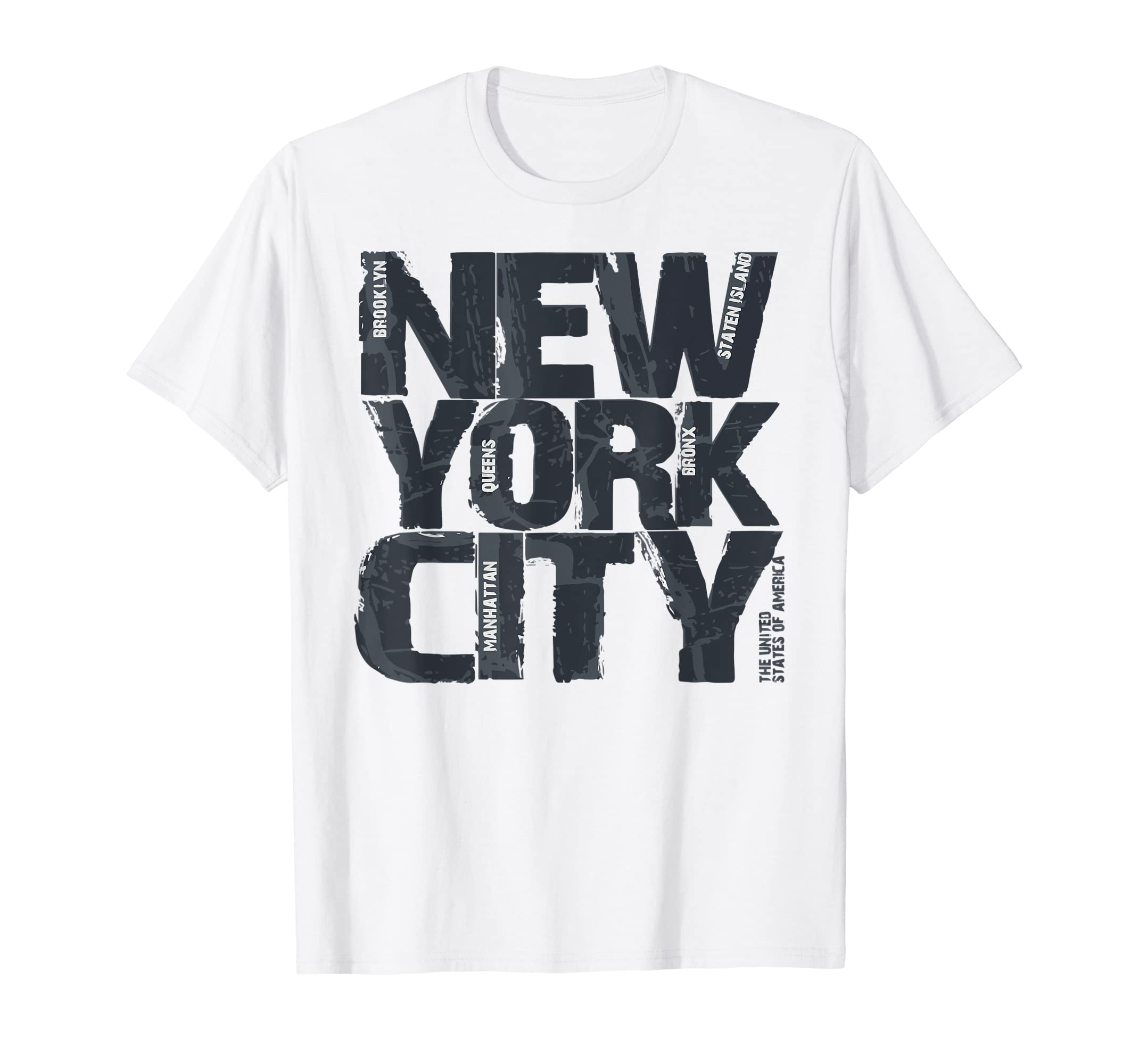 Amazon.com  New York city t-shirt b4a259ab0fa