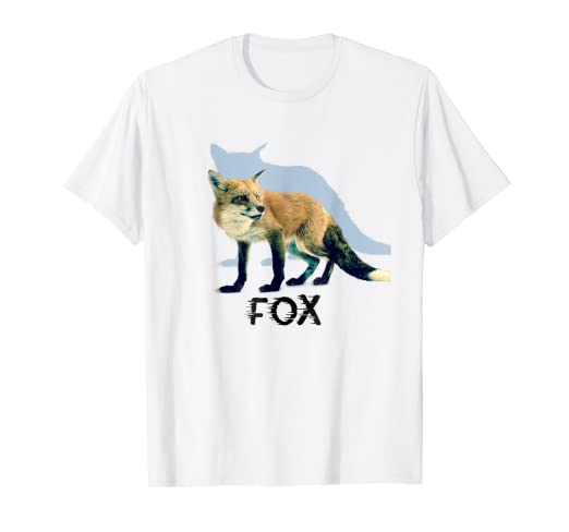 b701f1fb Image Unavailable. Image not available for. Color: Fox T-Shirt tee