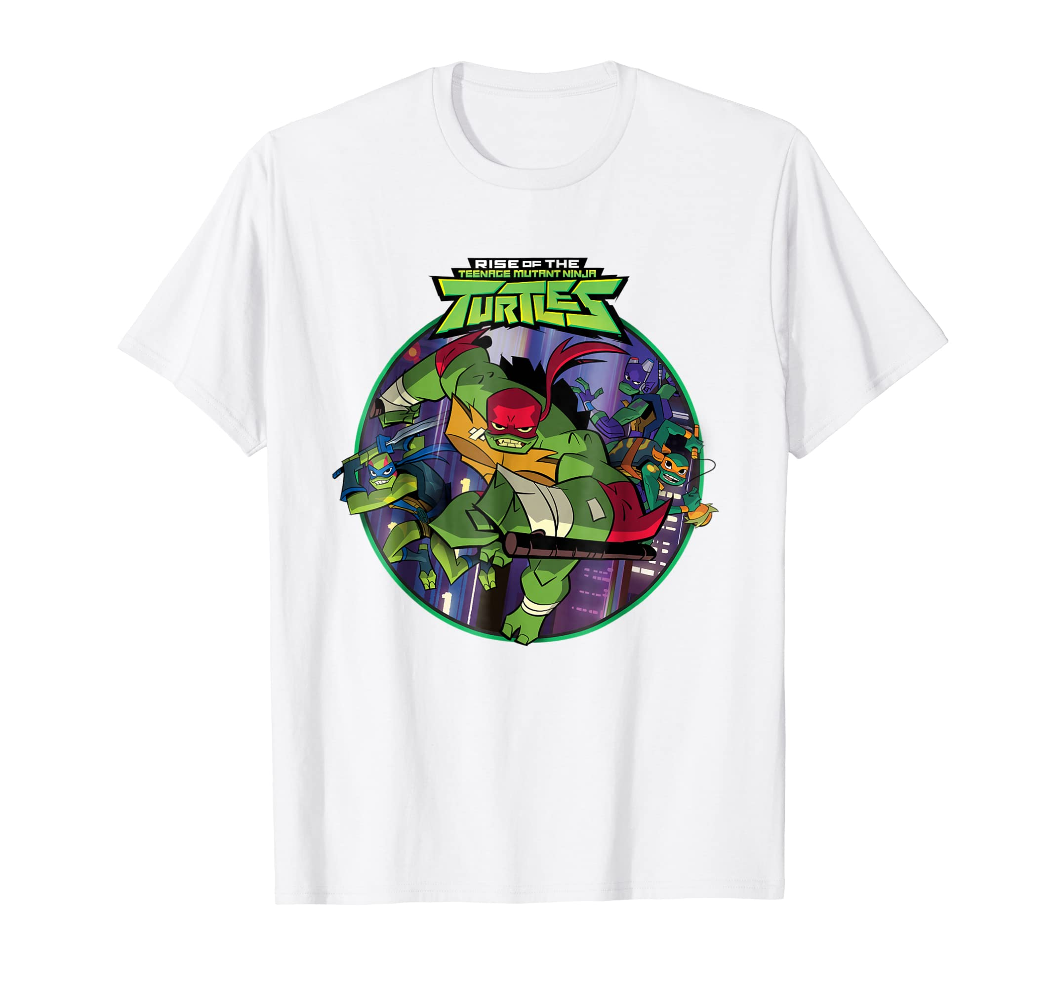Amazon.com: Rise of The Teenage Mutant Ninja Turtles Circle ...