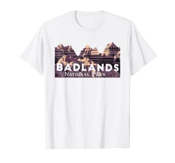 1dd37b2a08cf8 Amazon.com: Badlands National Park Travel Journey Explore Earth T ...