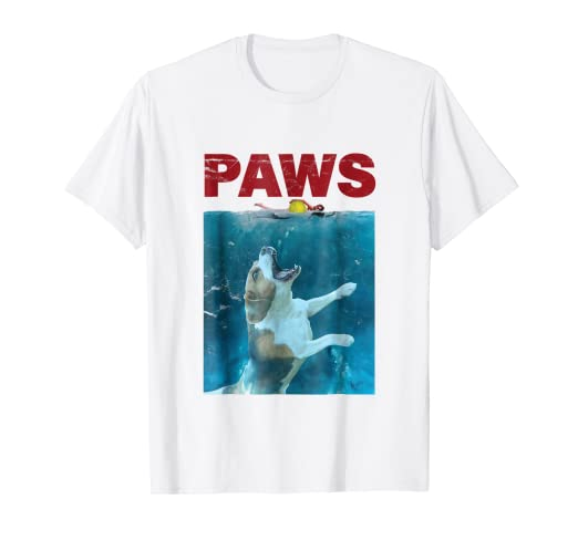 c2a5660cd7 Image Unavailable. Image not available for. Color: PAWS Shirt | Beagle  TShirt | Funny ...