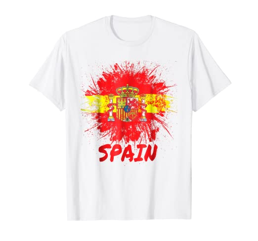 Spain Shirt Jersey Soccer Espana Futbol Men Women Kids Sizes