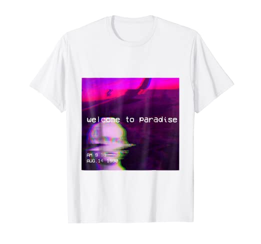0ffaab46bfd8d Retro Hipster Streetwear T-Shirt - Vaporwave and Aesthetics