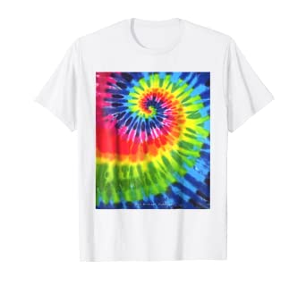 Tie Dye T Shirt Designs | Amazon Com Tie Dye Shirt Designer T Shirt Clothing