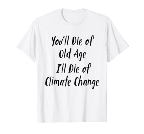 Global Climate Strike Human Signs Design Fridays For Future T Shirt