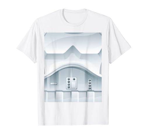 Star Wars Stormtrooper Halloween Costume  T Shirt