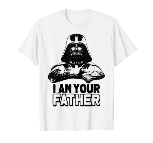 Star Wars Darth Vader I Am Your Father T Shirt