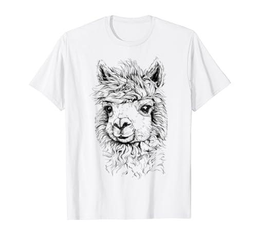 70034924 No Prob Llama T-Shirt Funny Gift No Drama Alpaca Lammacorn | Weshop ...