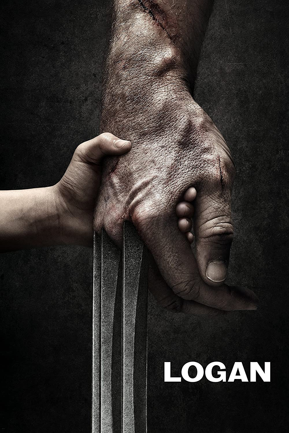 Black Creations Logan 5 Movie Poster Canvas Picture Art Print Premium Quality A0 A1 A2 A3 A4 (A0 Canvas (30 40))