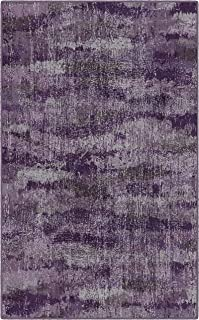 deep purple throw