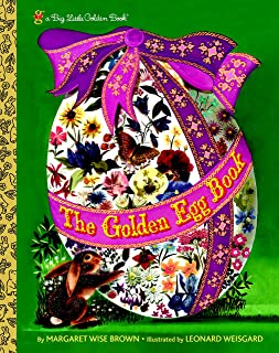 The Golden Egg Book (Big Little Golden Book)