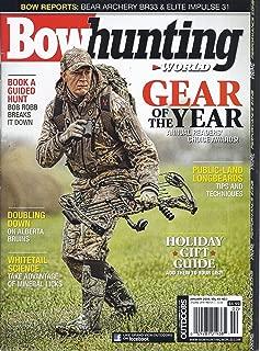 Bowhunting World (January 2016 - Bob Robb)