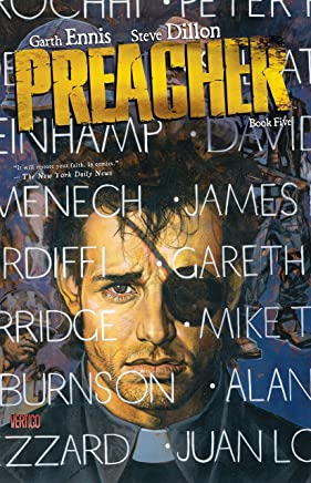 Preacher HC Book 05