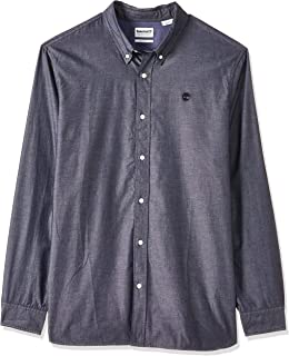 Timberland Men's Wellfleet Solid Oxford Shirt