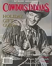 Cowboys & Indians Magazine December 2011