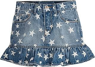 Levi's Girls' Denim Scooter Skirt