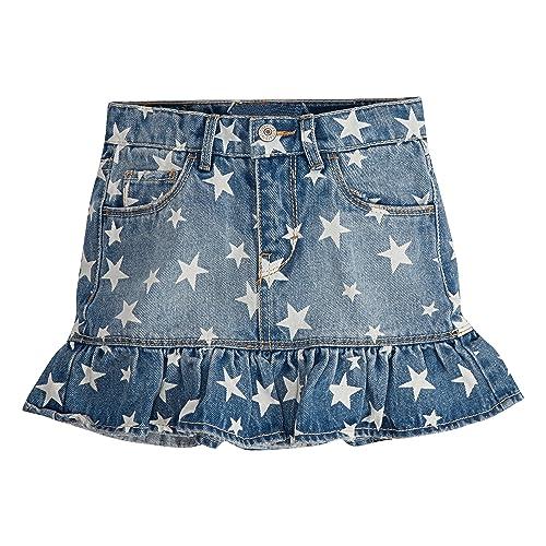 9252535f25 Levi s Girls  Denim Scooter Skirt