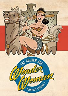 Wonder Woman The Golden Age Omnibus Vol. 1