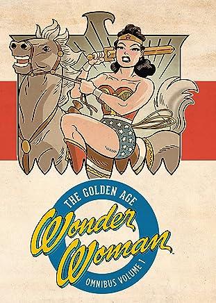 Wonder Woman The Golden Age Omnibus HC Vol 1