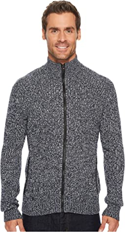 Kenneth Cole Sportswear - Full Zip Sweater